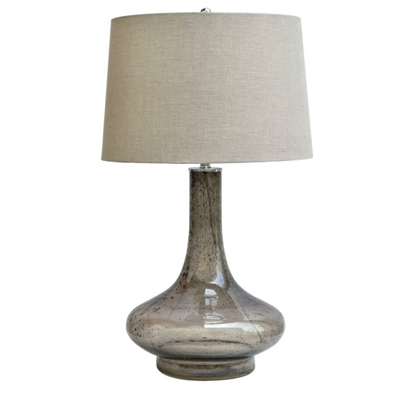 Crestview Collection Tristan Shiny Brown Natural Table Lamp CRST-CVIDZA010