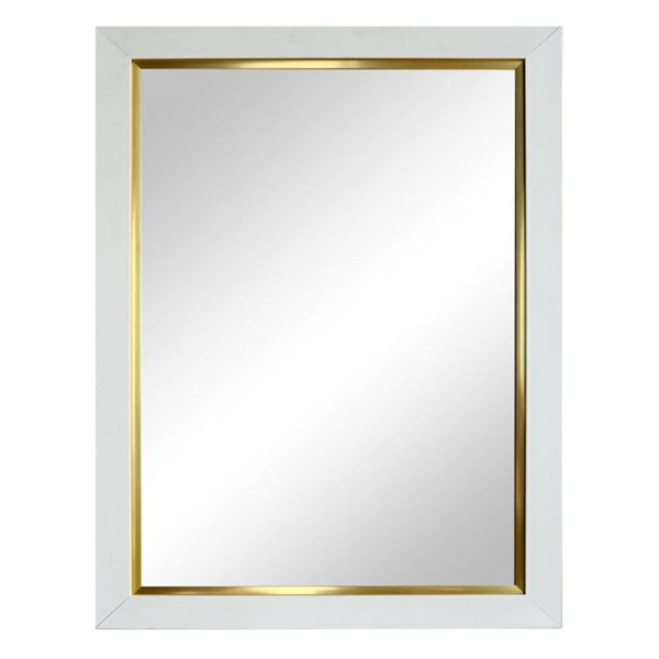 Crestview Collection Rectangle Domestic Frame Wall Mirror CRST-CVM2176