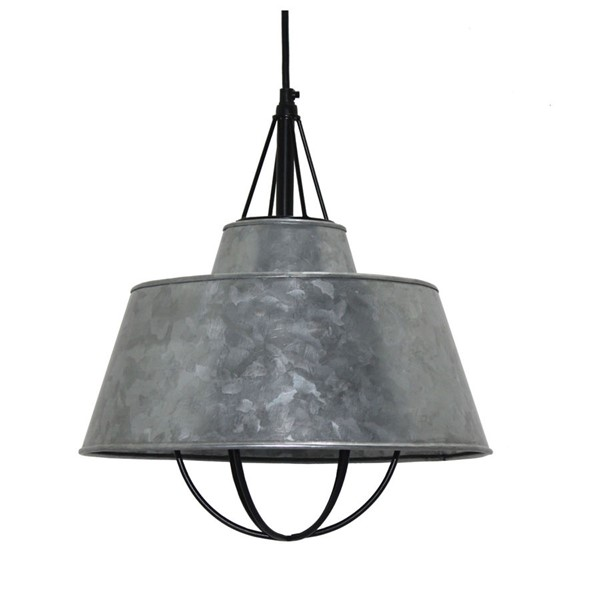 Crestview Collection Bennett Natural Pendant II Lamp CRST-CVPDN007