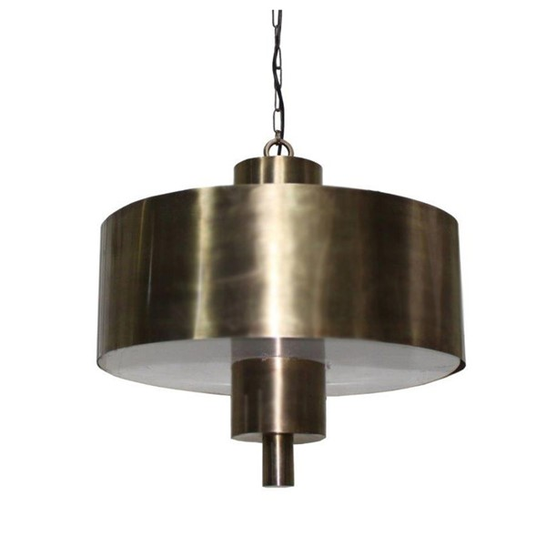 Crestview Collection Byron Antique Pendant Lamp CRST-CVPZDN002