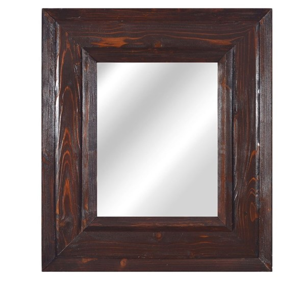 Crestview Collection New Rustic 1 Wall Mirror CRST-CVTMR1632