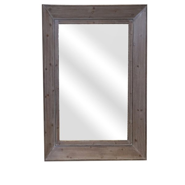 Crestview Collection Farm House 4 Wall Mirror CRST-CVTMR1662
