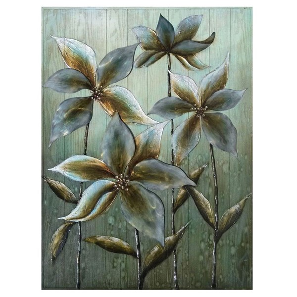 Crestview Collection Subtle Wall Art CRST-CVTOP2204