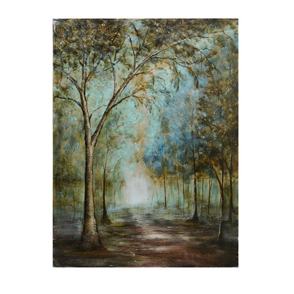 Crestview Collection Peaceful Path Canvas Wall Art CRST-CVTOP2280