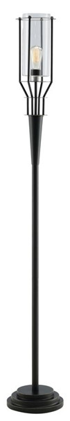 Crestview Collection Torch Bronze Floor Lamp CRST-CVAER1089