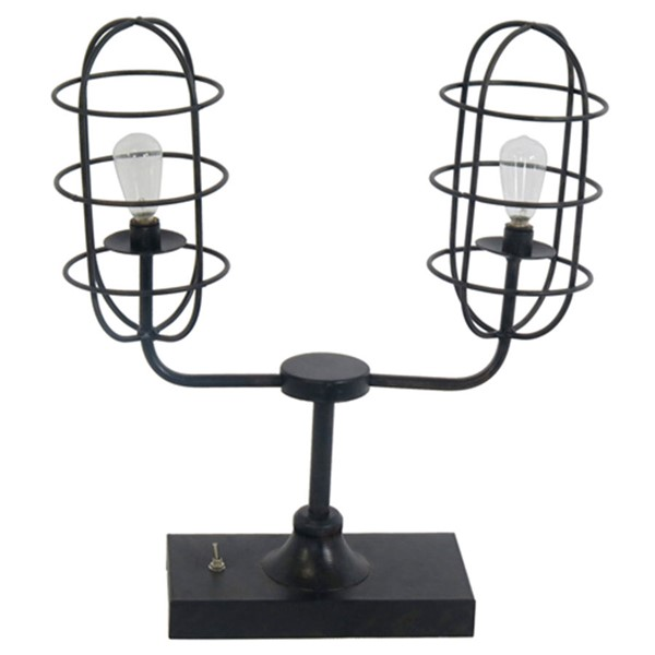 Crestview Collection Lighting Table Lamp 3 CRST-CVAER1402
