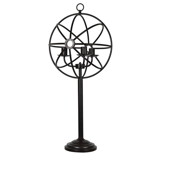 Crestview Collection Global Bronze Metal Table Lamp CRST-CVAER980B3