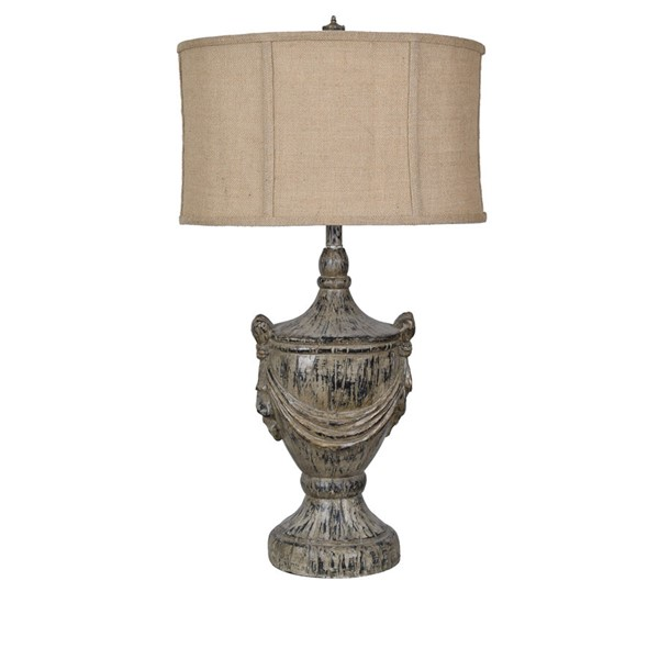 Crestview Collection Jameson Table Lamps CRST-CVAVP97-LMP-VAR