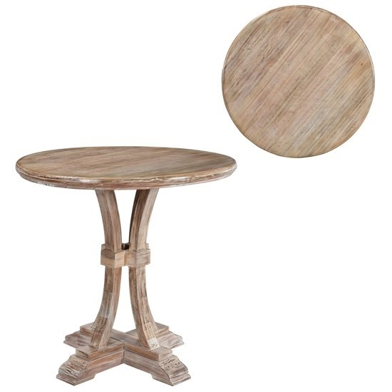 Crestview Collection Bengal Manor Accent Table CRST-CVFNR631
