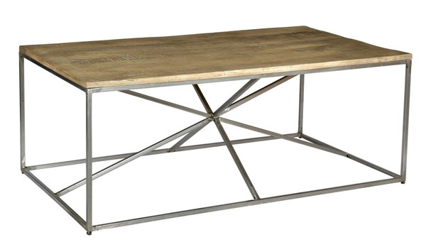 Crestview Collection Bengal Manor Asterisk Cocktail Table CRST-CVFNR674