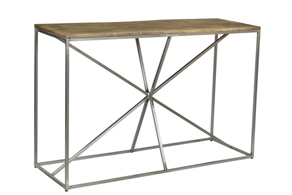 Crestview Collection Bengal Manor Asterisk Console Table CRST-CVFNR676