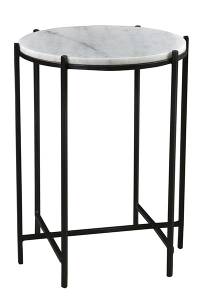 Crestview Collection Bengal Manor Marble Accent Table CRST-CVFNR717