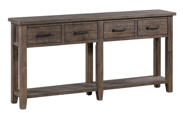 Crestview Collection Pembroke Tavern Plantation Drawer Console CRST-CVFVR8121