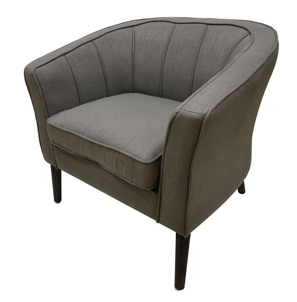 Crestview Collection Troy Cushion Accent Chair CRST-CVFZR5106