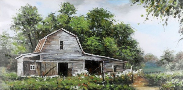 Crestview Collection Country Scene 3 Wall Art CRST-CVTOP2267