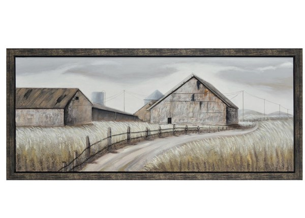 Crestview Collection Dusty Road Wall Art CRST-CVTOP2383