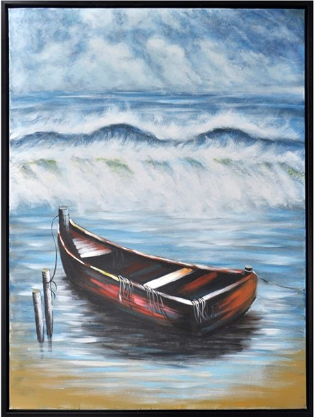 Crestview Collection Evening Tide Wall Art CRST-CVTOP2479