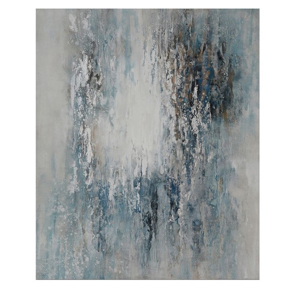 Crestview Collection Stealth Abstract Wall Art CRST-CVTOP2666