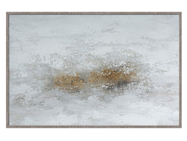 Crestview Collection Silver Harmony Wall Art CRST-CVTOP2700