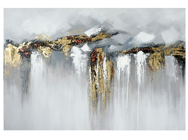 Crestview Collection Drizzling Tones Wall Art CRST-CVTOP2701