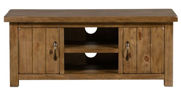 Crestview Collection Open Storage TV Stand CRST-FVR0005