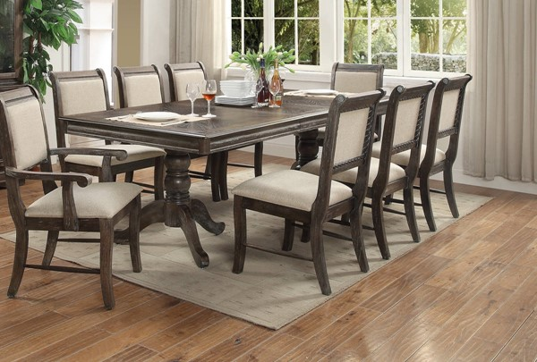 Crown Mark Merlot Dining Extension Tables CRW-2145-2145-TABLES