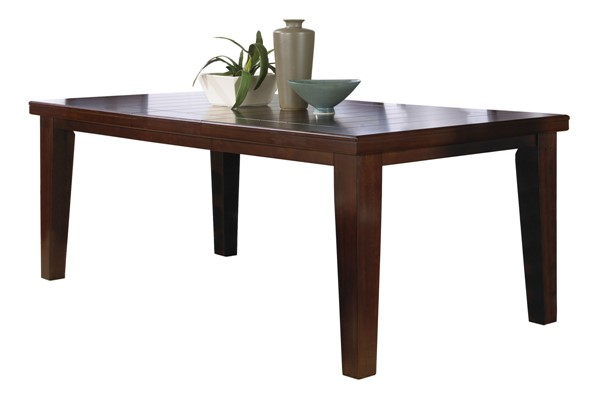 Crown Mark Bardstown Brown Dining Table CRW-2152T-4282