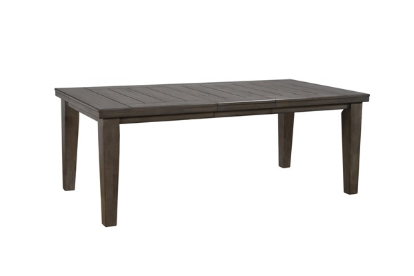 Crown Mark Bardstown Grey Dining Table CRW-2152GY-T-4282