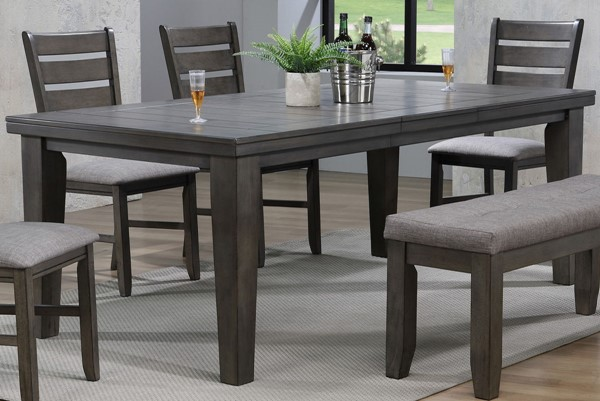 Crown Mark Bardstown Grey Dining Table CRW-2152T-4282