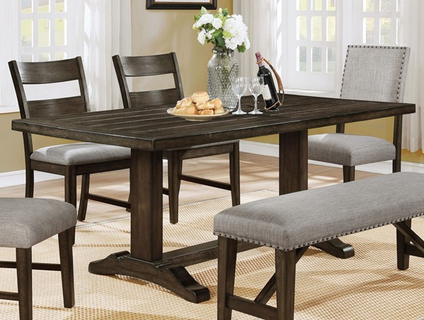 Crown Mark Edwina Dining Table CRW-2168T-4076