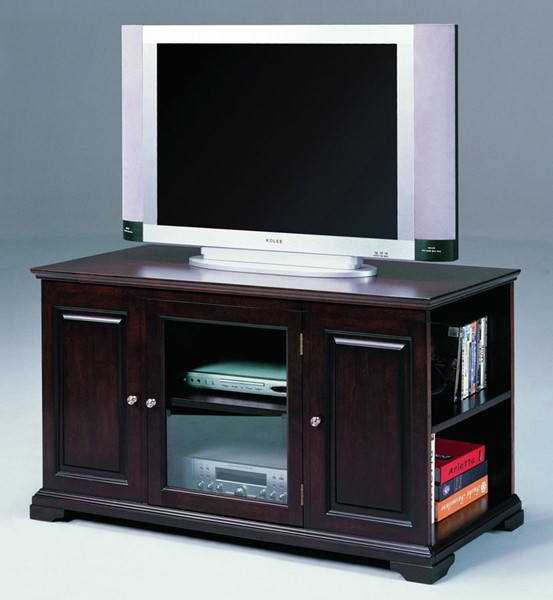 Crown Mark Harris Espresso Entertainment Console CRW-4813-ESP