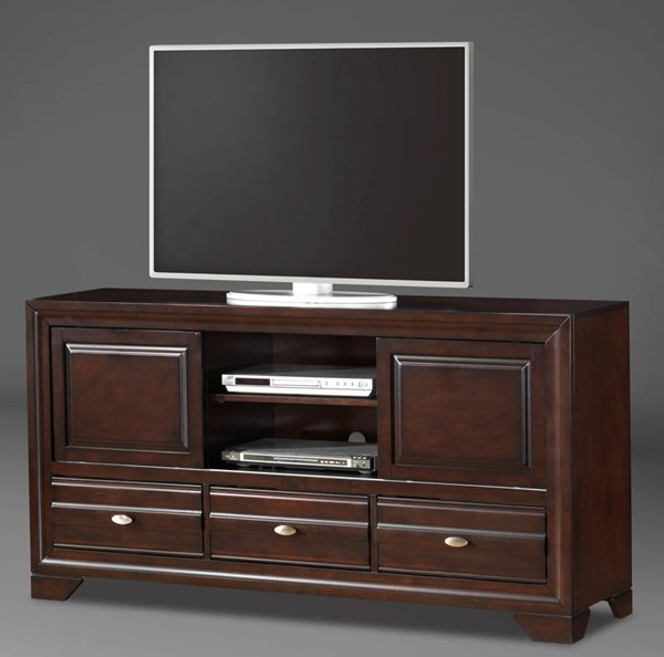 Crown Mark Stella Brown TV Stand CRW-4845