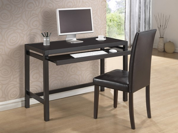 Crown Mark Pamela Office Desk And Chair Set CRW-5034SET
