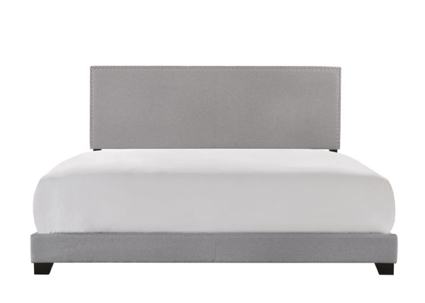 Crown Mark Erin Panel Bed CRW-5271GY-K-BED-VAR
