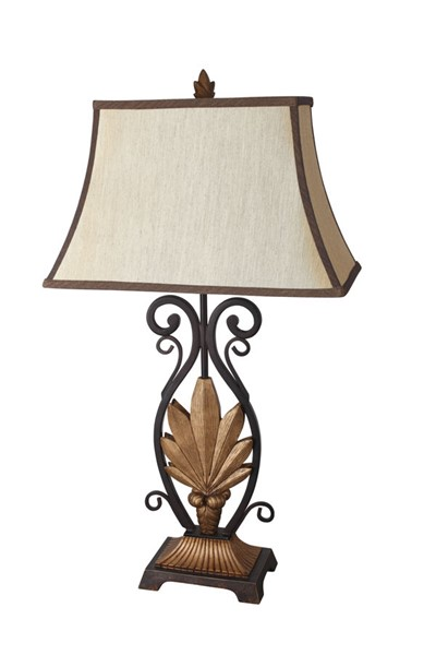 2 Crown Mark 32.5 Height Table Lamps CRW-6207T-2