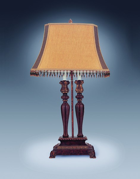 2 Crown Mark 31 Height Table Lamps CRW-6297T-2