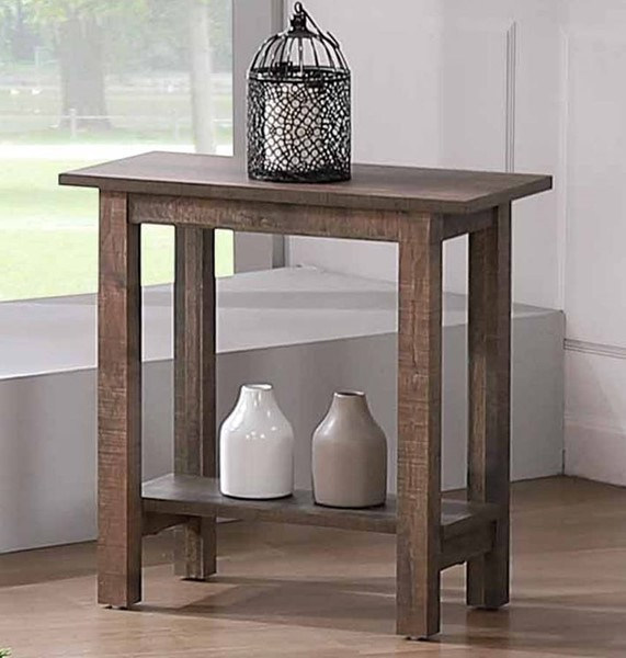 Crown Mark Soto Chairside Table CRW-7017