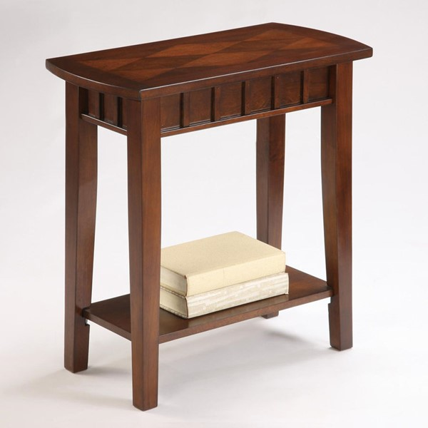 Crown Mark Dentil Chairside Table CRW-7203