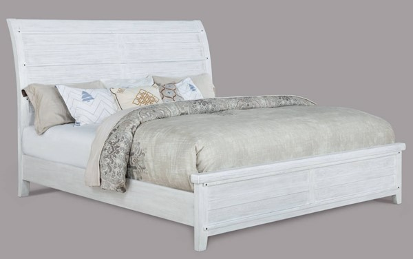 Crown Mark Maybelle White Beds CRW-B1830-BED-VAR
