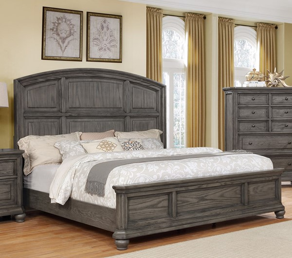 Crown Mark Lavonia Bed CRW-B1880-K-BED-VAR