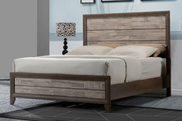 Crown Mark Jaren Beds CRW-B3300-BED-VAR