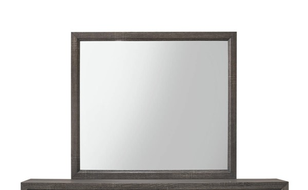 Crown Mark Akerson Grey Mirror CRW-B4620-11