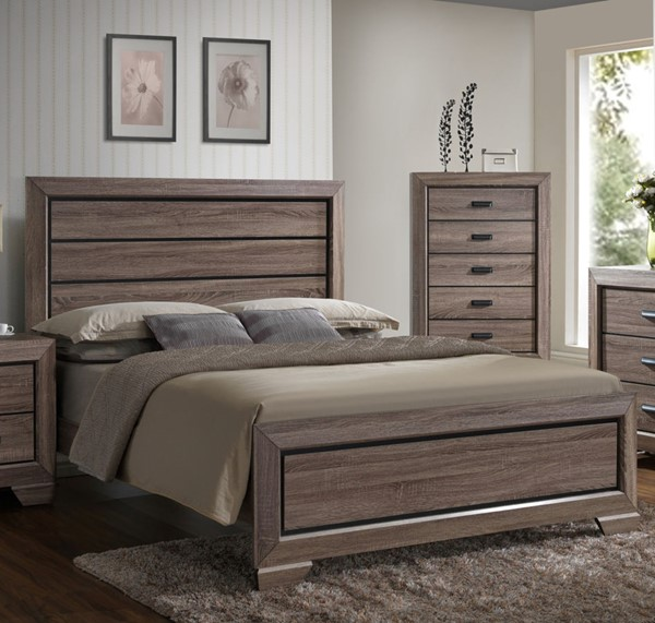 Crown Mark Farrow Beds CRW-B5500-K-BED-VAR
