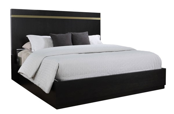 Crown Mark Lastra Dark Brown Beds CRW-B8220-BED-VAR