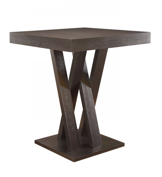 Coaster Furniture Cappuccino Counter Height Table CST-100523