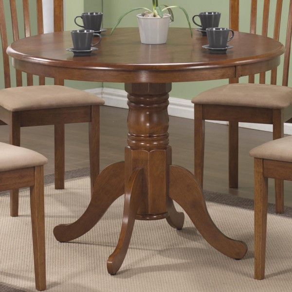 Coaster Furniture Brannan Light Brown Wood Table CST-101091