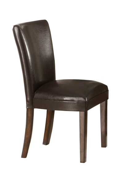 2 Coaster Furniture Nessa Brown Side Chairs CST-103053