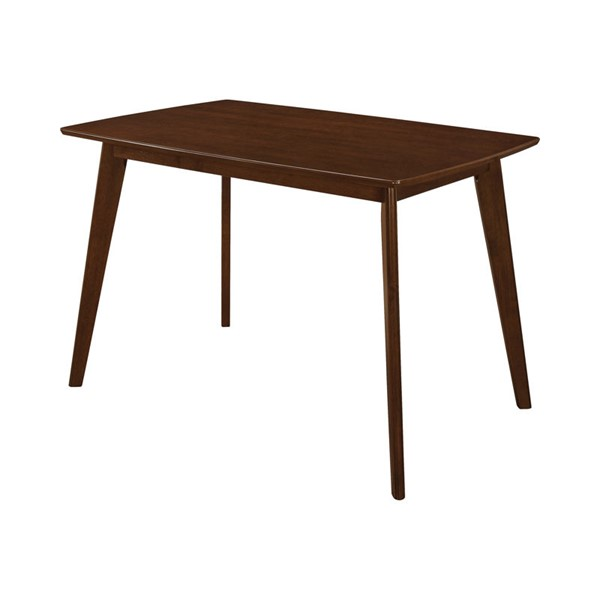 Coaster Furniture Kersey Chestnut Rectangle Dining Table CST-103061