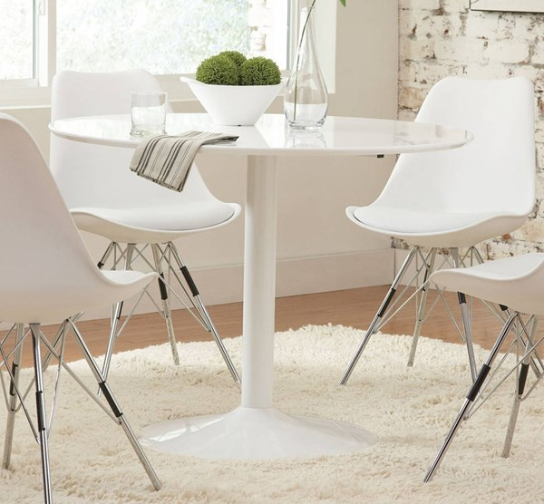 Coaster Furniture Lowry Round Dining Table CST-105261