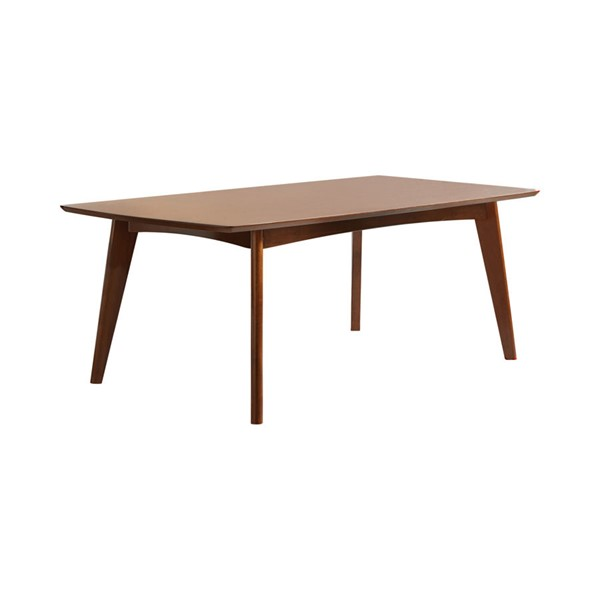 Coaster Furniture Malone Walnut Wood Rectangle Dining Table CST-105351